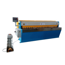 Qh11d-3.2X2500 mechanische Art scherende Schneidemaschine