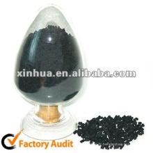 DH30 type cylindrique charbon actif pour la purification de l'alcool