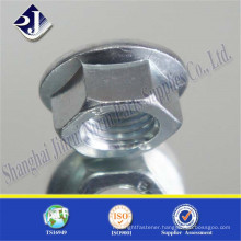 hot sale high quality hot sale galvanized flange nut