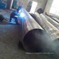 PIP de Acero Eléctrico Galvanizado en caliente