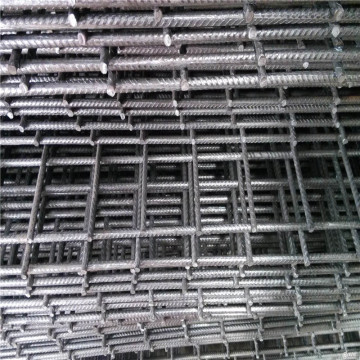6x6 memperkuat panel wire mesh