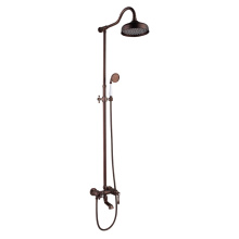 Hogar estilo europeo archaize full copper shower