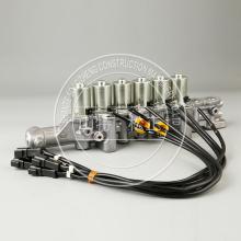 Válvula solenóide genuína 207-60-71311 das peças de KOMATSU PC400