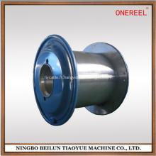 enrouleur de processus de bobine de câble coaxial