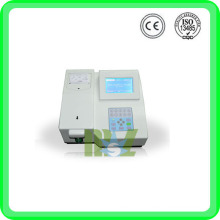 Touch screen semi-automated biochemistry analyzer (MSLBA15)
