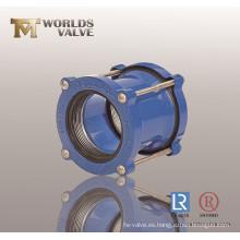 Acoplamiento de tubería (WDS)