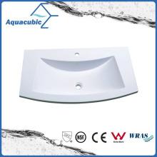 Sanitaryware Single Bowl Polymarble Vanity Tops Acb0914