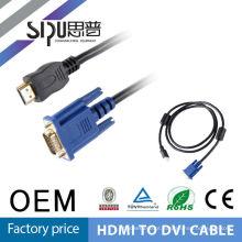 SIPU hdmi para dvi com preço de Atacadista de adaptador de áudio de 3,5 mm