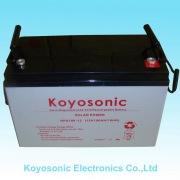 Solar Battery 12V Battery UPS Battery Gel Battery Storage Battery Solar12-100 12V100ah Deep Cycle Battery 12V 100ah Rechargeable Sealed Lead Acid Battery