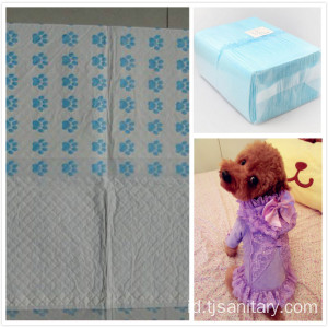 Puppy pet training pad berkualitas tinggi