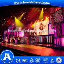 high refresh rate display screen led mobile stage truck for sale