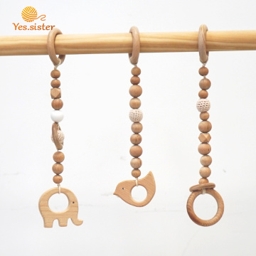 Handmade Animals  Indoor Activity Baby Teething Toy