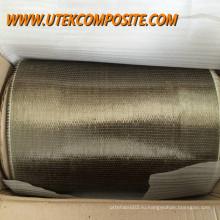 Усиление здания 60см Ширина 300GSM Однонаправленная базальтовая ткань
