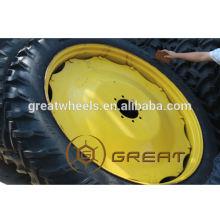 agricultural tractor big steel wheel rim, rear wheel rim W10x54                                                                         Quality Choice