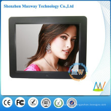 slim type multi function 12 inch lcd digital photo frame