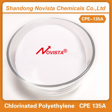 CPE 135A Chlorinated polyethylene for pipes foaming products