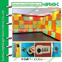 colourful plastic boys locker room bedroom furniture