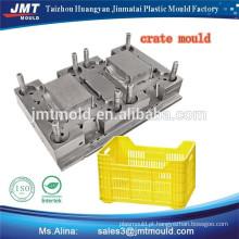 Fornecedor de molde de plástico caixa Huangyan