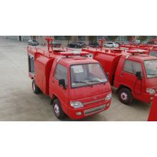 FORLAND autobomba bomberos camión exportación Kenia
