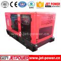 Generador diesel 60Hz 20kw con precio monofásico silencioso del toldo