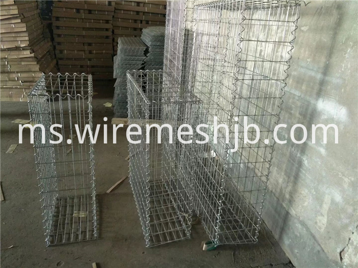 Welded Gabion Cages