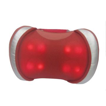 Heated neck and lumbar Kneading Massage pillow