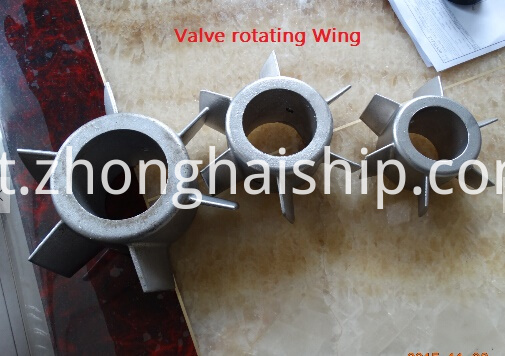 Valve Ratating Wing