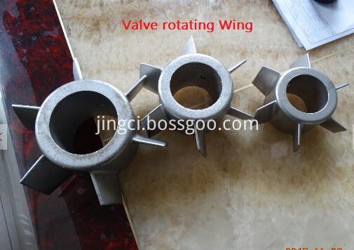 Valve Ratating Wing