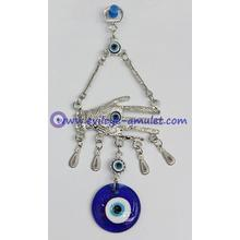 Evil Eye Beads And Hamsa Hand Pendant Wall Hanging Factory Wholesale