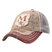 Custom Sports Golf Washed Fashion Baseball Cap