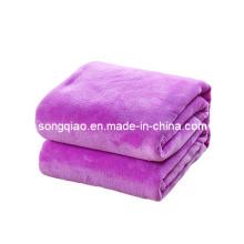 Одеяло Полиэфирное коралловое руно
