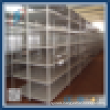 Light duty angle iron rack/slotted angle rack