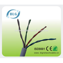 Factory sales 4pr best price utp cat5e cable for switch