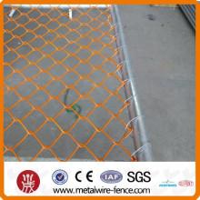 Venda quente 2015 Alibaba China Temporary Construção cadeia link Fence