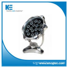 12W LED Underwater Light with RGB