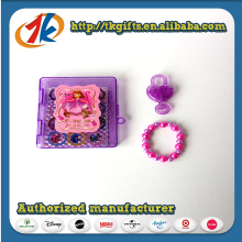 Promotional Gift Girls Bracelet Toy with Lockable Box