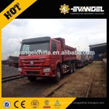 Camião basculante ZZ3257N2948 de Howo 8x4 para venda