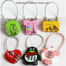 Combination Padlock, Christmas Gifts Lock (AL8007. AL8002)