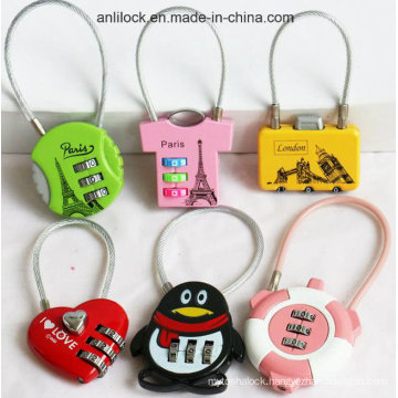 Combination Padlock, Christmas Gifts Lock (AL8007. AL8002)