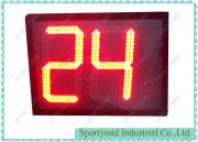 Relógio de tiro basquete com wireless temporizador 24 segundo tiro
