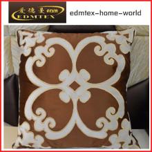 Embroidery Decorative Cushion Fashion Velvet Pillow (EDM0331)