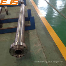 Ni based alloy screw barrel