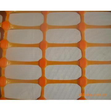 Rede de aviso de segurança 1mx50m laranja