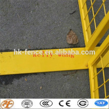 Haotian Canada welded temporary event fence factory