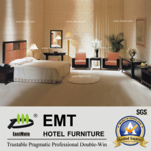 Hopitality Furntiure & Hotel Bedroom Set (EMT-A0654)