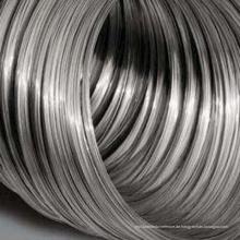 High Carbon ACSR Kerndraht / Zinkbeschichtung Stahldraht
