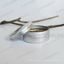 China Versorgung Aluminium Tee Blechdose (150g, 5oz)