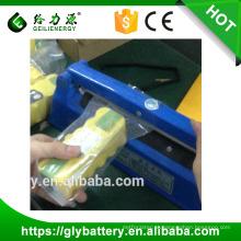 Aspirador recarregável Ni-mh SC 14.4V Packs de bateria