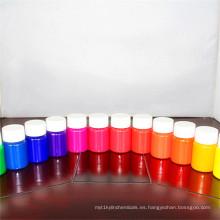Pasta de pigmento colorante utilizada para textiles / prendas de vestir