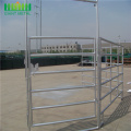 Durable security pvc 3 rails horse fence